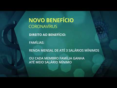 Coronavírus: Câmara aprova auxílio mensal para trabalhador informal