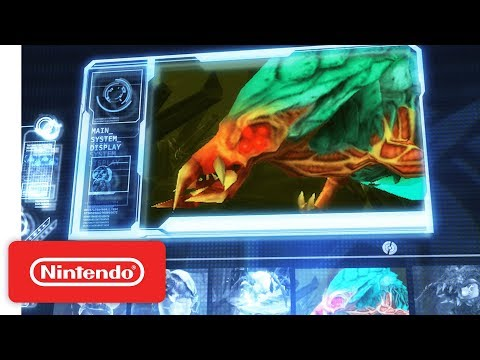 Metroid: Samus Returns - SR388 Data File - Nintendo 3DS