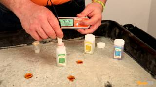 Rapid RH pH Meter: How to Use the pH Meter