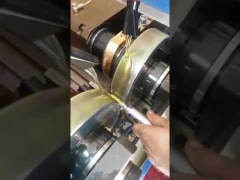MS Spline Rolling Machine