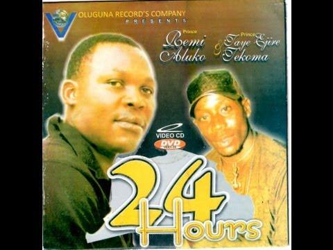 Remi Aluko & Taye Ejiro - 24 hours