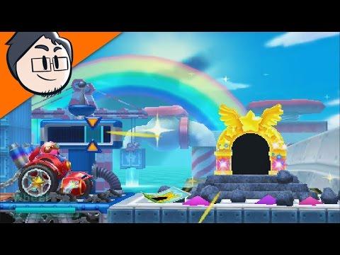 Kirby Planet Robobot: I'M A CUTE TANK CAR! - PART 6