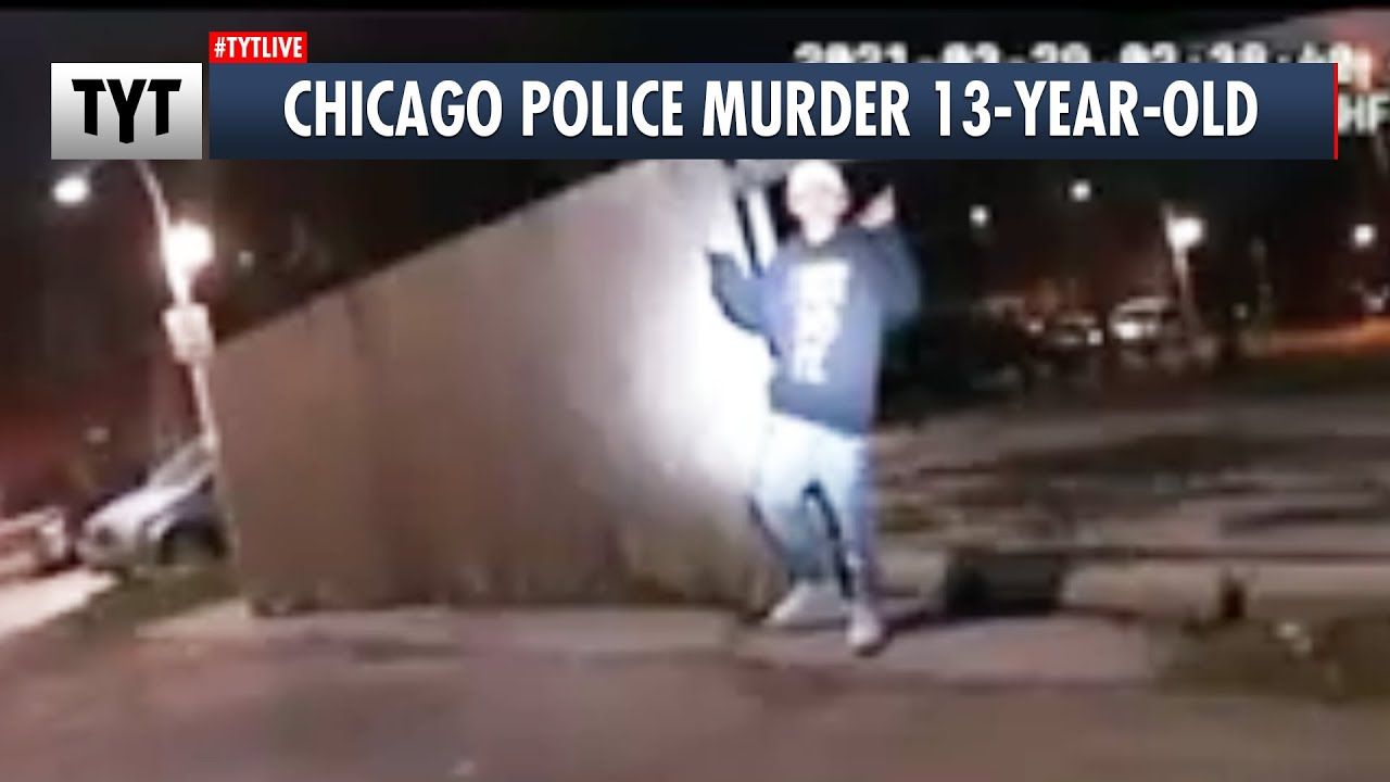 New Video Shows 13-Year-Old Murdered By Police thumbnail