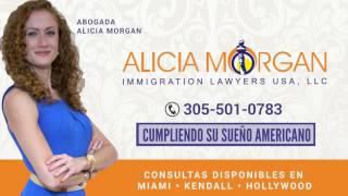Abogada Alicia Morgan Explica la VISA U - Immigration Lawyers USA, LLC