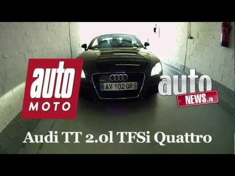 Audi TT 2.O TFSI Quattro
