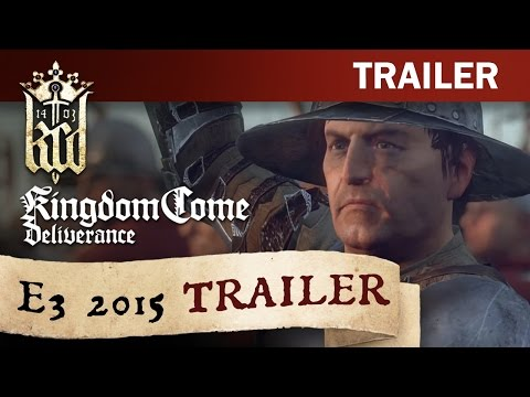 Kingdom Come: Deliverance - E3 2015 Trailer thumbnail