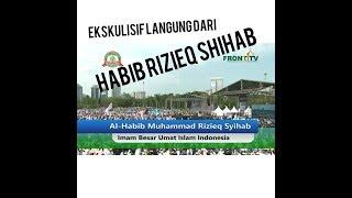 EKSKLUSIF !!!!!pidato Dari Imam Besar Kita HABIB RIZIEQ SHIHAB Di AKSI 212 2018
