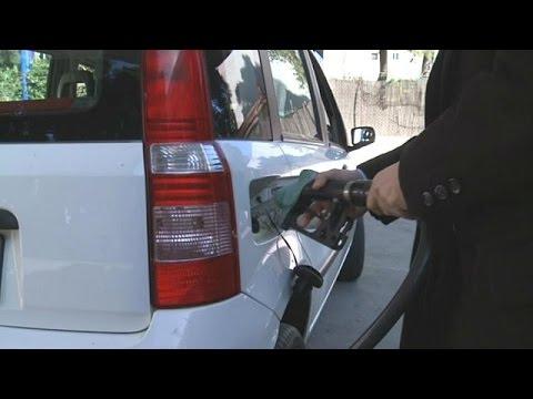 Die Preise für das Benzin für die Auftankungen in chabarowske