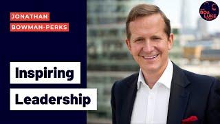 "Jonathan Bowman-Perks, Host of ""Inspiring Leadership"" (Season 2, Ep. 12)"