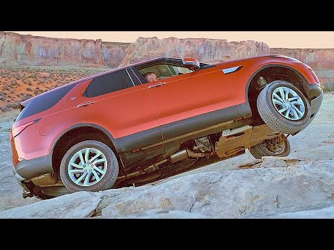 Land Rover Discovery (2018) Off Road SUV – Review [YOUCAR]