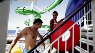 Norwegian Cruise Line: Pools & Aqua Parks