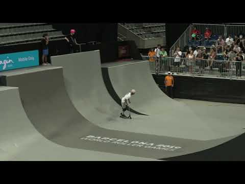 Sogo Sakakibara - ISA Men's World Scooter Semi Finals 2019