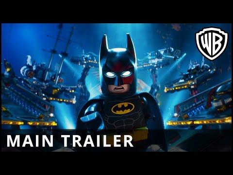 樂高蝙蝠俠電影