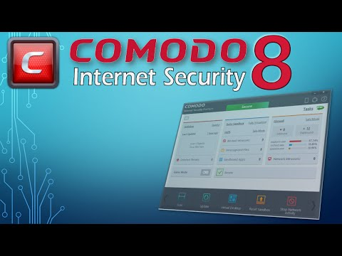 Comodo Internet Security tutorial