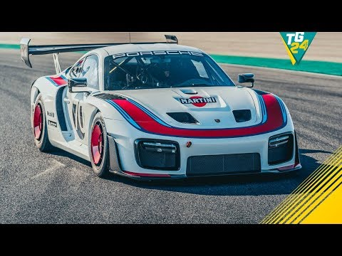 Is the new 935 just a Porsche GT2 RS in a frock? | Top Gear