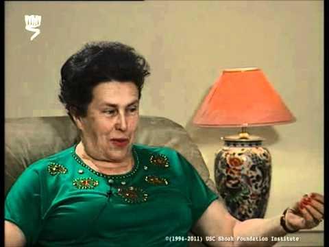 Rita Rosenfeld: Ankunft rumänische Juden in Mogilev