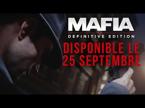 Teaser présentation gameplay de Mafia Trilogy