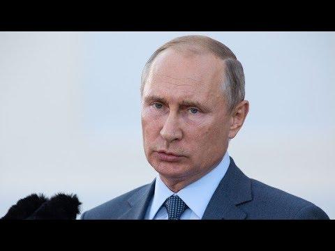 Выступление Владимира Путина на открытии VII Петербургского международного культурного форума
