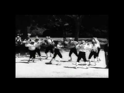 Danza de Isso. 1961. Isso - Hellín (Albacete)