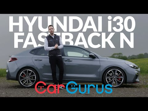 2019 Hyundai i30 Fastback N review: Style and so much substance | CarGurus UK