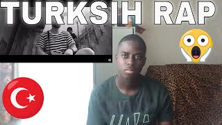 FIRST REACTION TO TURKISH RAP \ Canbay & Wolker   Fersah