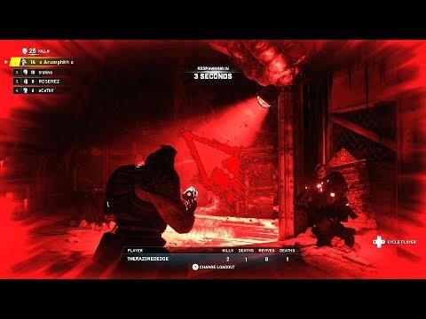 I RAN INTO PETE! FFA OSOK Multiplayer Gameplay (Gears 5)