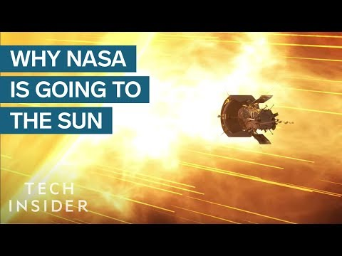 NASA Plans to Send a Spacecraft to the Sun