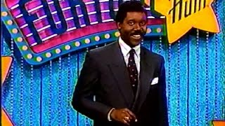 Illinois Lottery - $100,000 Fortune Hunt - 9/30/89 - Bill White, winner