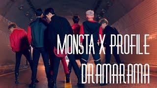 "Monsta X Profile | ""Dramarama"""