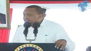 President Kenyatta confronts the SRC officials over field allowances