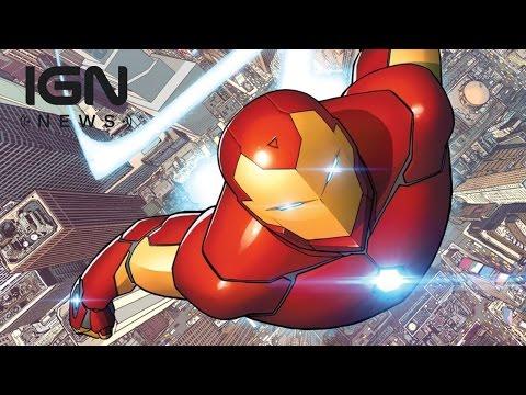東尼掰了~ MARVEL 漫畫《鋼鐵人》即將換人做!