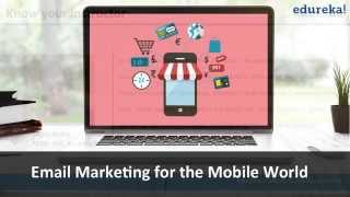 Email Marketing for the Mobile world | Mobile Marketing Tutorial | Mobile Marketing for Beginners
