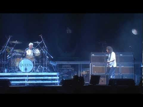 Queen + Paul Rodgers - I'm In Love With My Car (Live in Japan 2005)