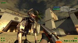 Serious Sam HD: TFE (Fusion) Map16: Luxor [Serious/No Saves/All Secrets/Modded Cosmetically]