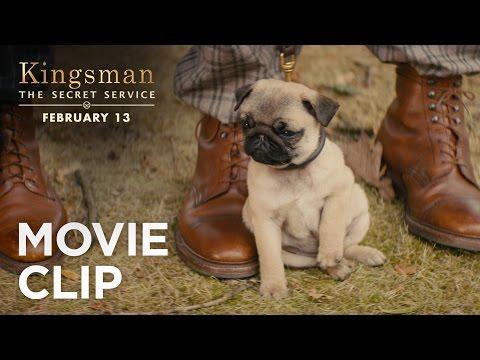 Kingsman: The Secret Service (Clip 'Puppy')