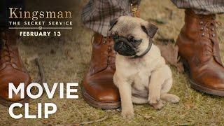 """Kingsman: The Secret Service - """"Puppy"""" Clip"""