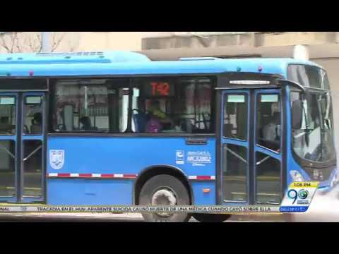 Más buses, más rutas y más cámaras, anuncios en primeros 100 días de Orejuela