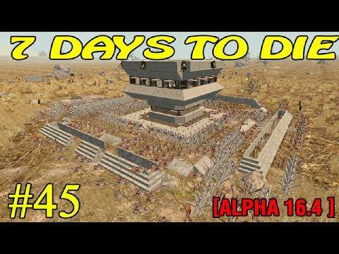 7 Days to Die ► Зомби ► №45 (видео)
