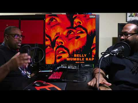 Belly – Mumble Rap ALBUM REVIEW (Reactions)