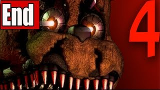 five nights at freddy's 4 gameplay night 5 - TH-Clip