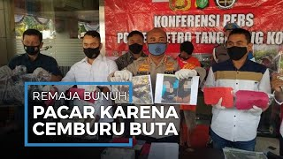 Terbakar Api Cemburu, Remaja Tanggung di Tangerang Bunuh Pacarnya di Rawa, Ambil HP dan Dompetnya