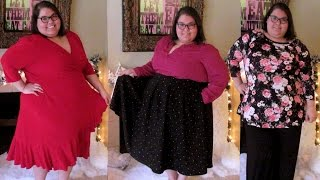 December Dia & Co Unboxing & Try-On | Plus Size Subscription Box