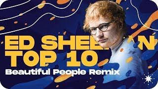 Ed Sheeran & Khalid - Beautiful People (Miles Away & AYMEN Remix)