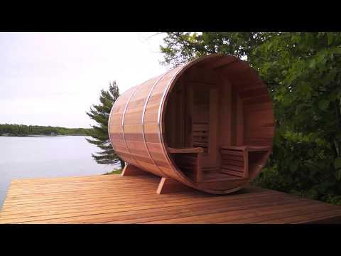 Sauna de Barril Panorama