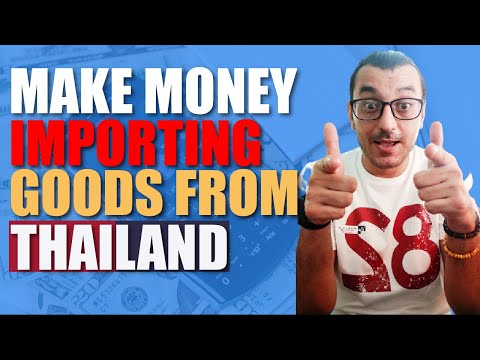 , title : 'HOW TO MAKE MONEY IMPORTING GOODS FROM THAILAND IN 2021 (STEP-BY-STEP) / IMPORT-EXPORT BUSINESS