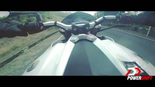 Sneak Peek l DSK Benelli TNT 899 l PowerDrift