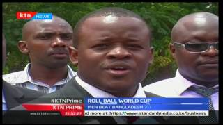 Officials from CAF tour Machakos County to inspect stadiums