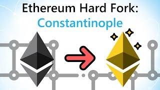 Ethereum Hard Gabel Constantinople