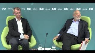 Sit Down Comedians: Kevin Watkins ODI Joseph Stiglitz Double Act