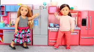 hmongbuy.net - Opening/Review of Our Generation Kitchen Set for ...